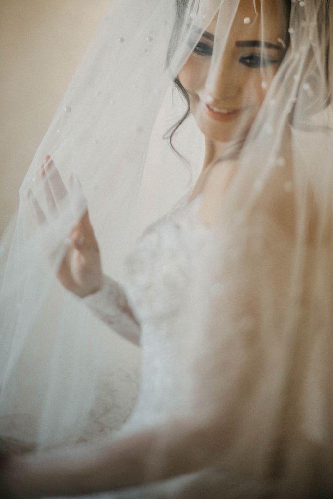HENDRA & JENNY WEDDING by DHIKA by MA Fotografia - 011