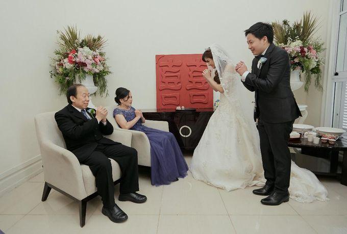 The Romance Wedding of Albert & Erissa by Khayim Beshafa One Stop Wedding - 010