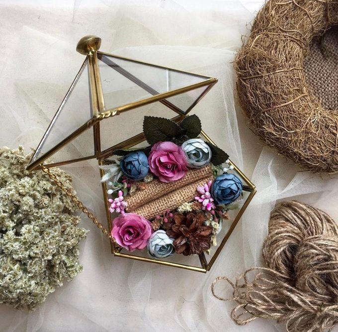 Ring Box by Rose For You - 011