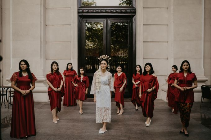 Denita & Fahmi Wedding by AKSA Creative - 011