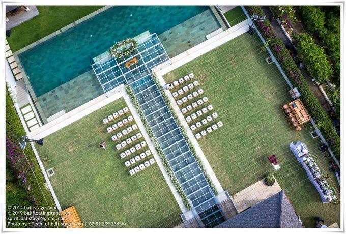 Wedding Set Up by The Surga Villa Estate - 011