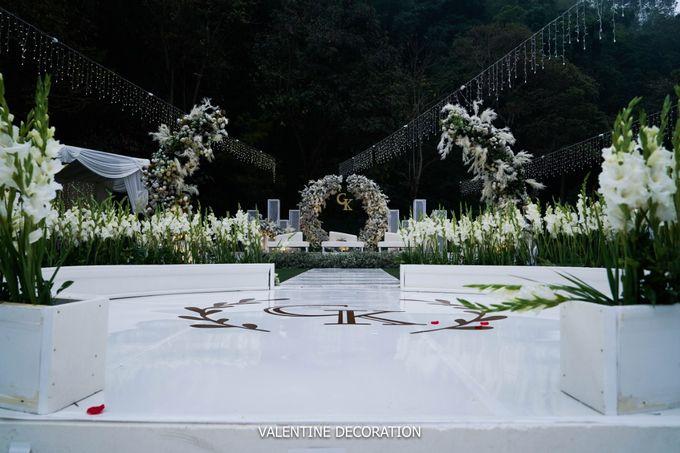 Grady & Kezia Wedding Decoration by Valentine Wedding Decoration - 011