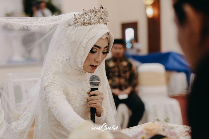 WEDDING RECEPTION OF ULFAH & DANAN by Imah Creative - 008