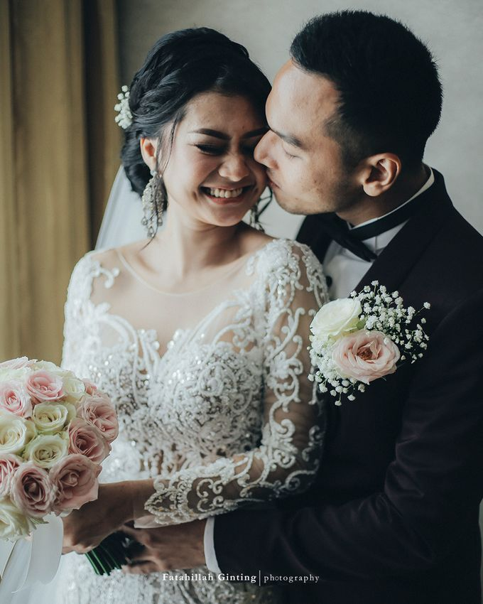 The Wedding - Ica & Toha by JW MARRIOTT HOTEL MEDAN - 002