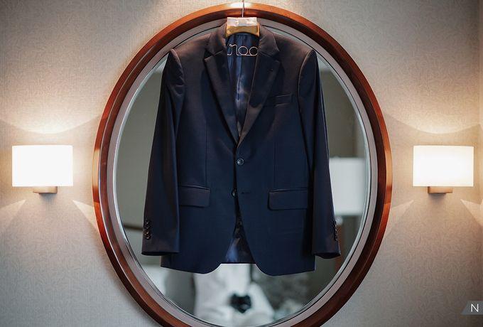 Felix & Hanna Wedding by Shangri-La Hotel - 011