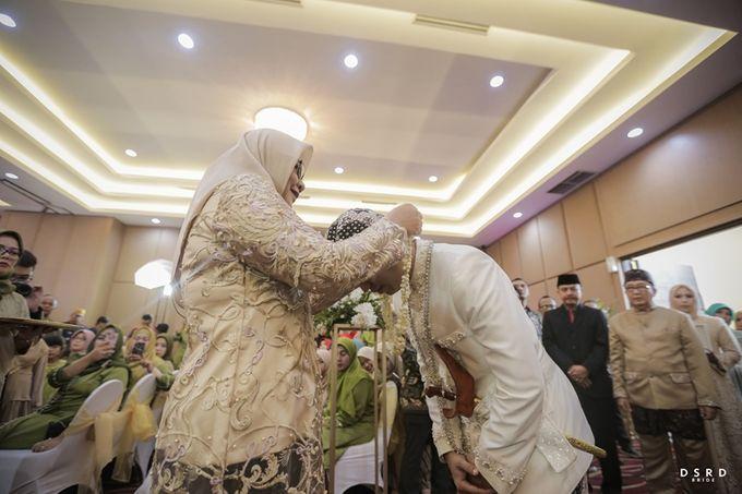 The Wedding Of Novi & Sandy by Pandjava Culinary Service - 011