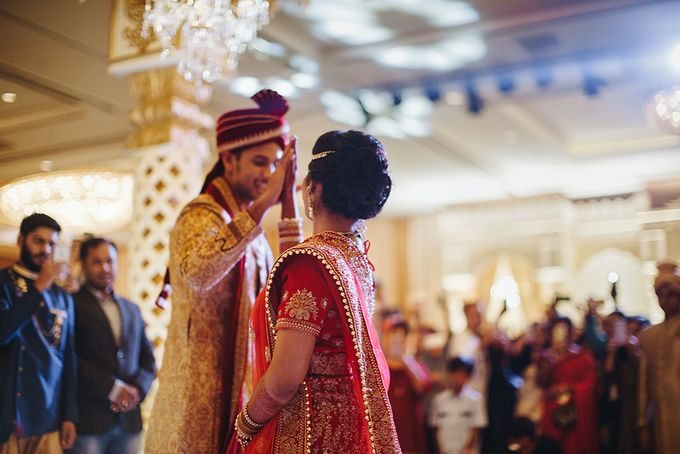 Sahil & Sita Wedding by Hilda by Bridestory - 013