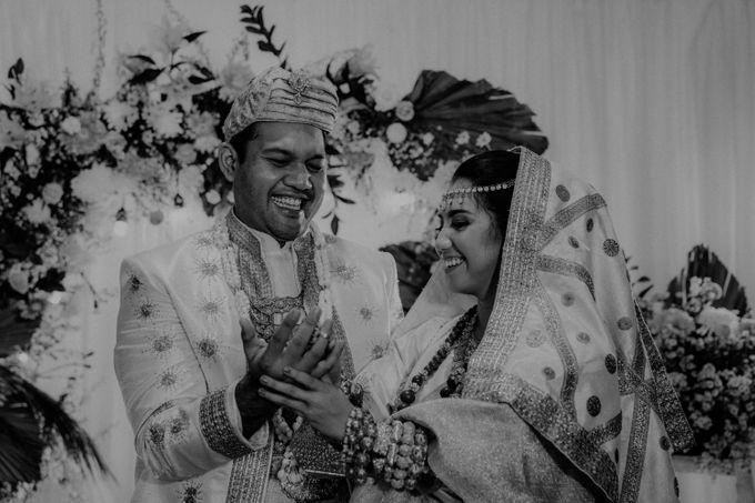 Fachrul & Dela Wedding by AKSA Creative - 011