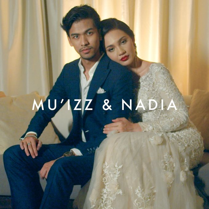 Pre-Wedding of Muizz Nasruddin & Nadia Brian by Twinception Productions - 001