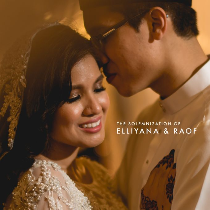 The Solemnization of Elliyana & Raof by Twinception Productions - 001