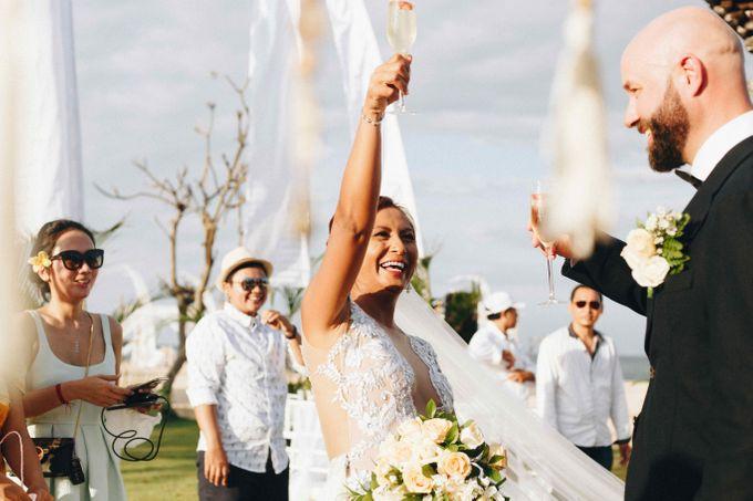 Wedding of Susan & Richard by Mata Zoe - 006