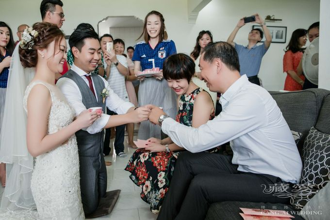 Actual Day by Cang Ai Wedding - 029