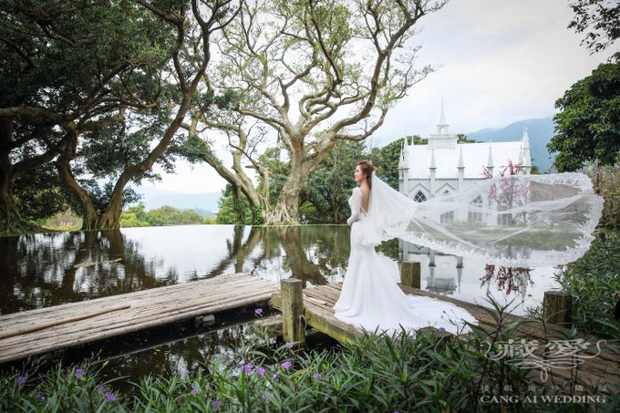 Uniquely Taiwan by Cang Ai Wedding - 010