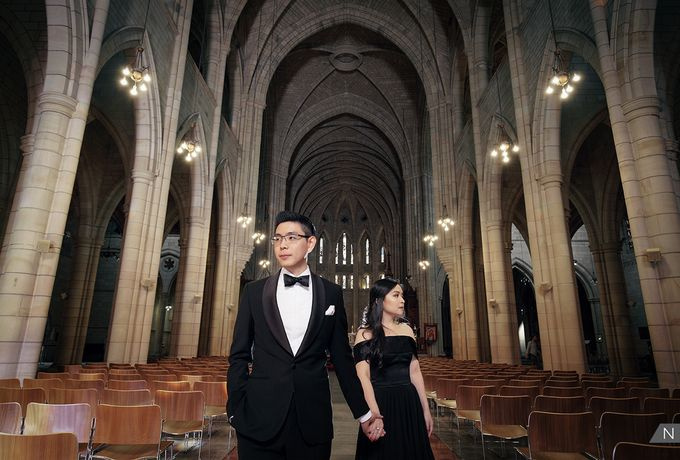 Andres & Elvira PreWedding by NOMINA PHOTOGRAPHY - 011