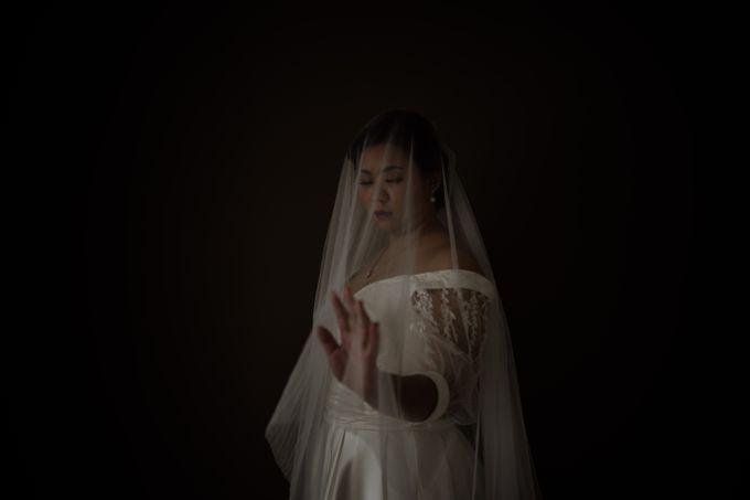Febri & Grace's Wedding by Cloche Atelier - 009
