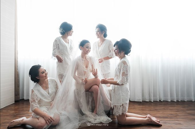The Wedding of Gerry & Devina by The Wagyu Story - 011