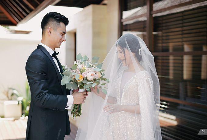 Jason & Brigitta Wedding by Majestic Events - 012
