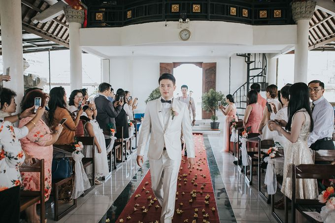 Wedding of Michael & Aprilia by Ananda Yoga Organizer - 010