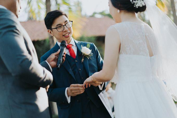 The Wedding of Shahril & Vivian by BDD Weddings Indonesia - 011