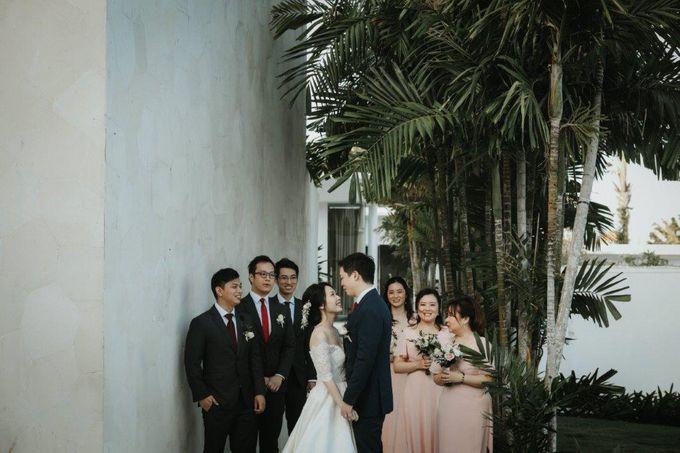 The Wedding of Benjamin & Wenjie by BDD Weddings Indonesia - 011