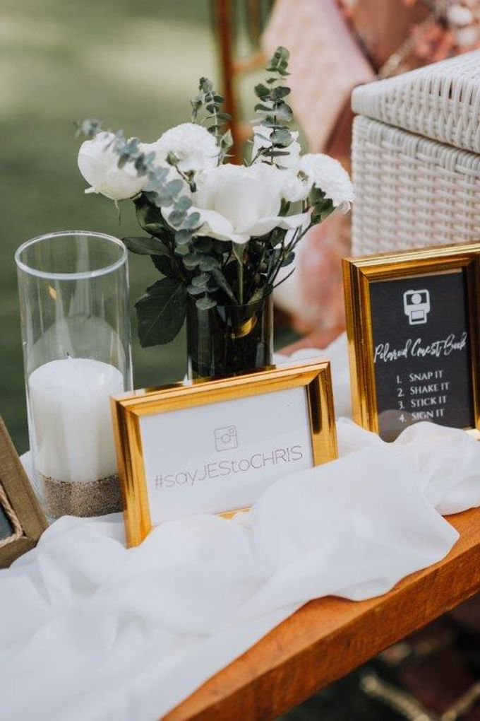 The Wedding of Christoph & Jessica by BDD Weddings Indonesia - 011