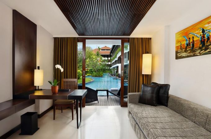 Suites and Villas by Meliá Bali Indonesia - 006