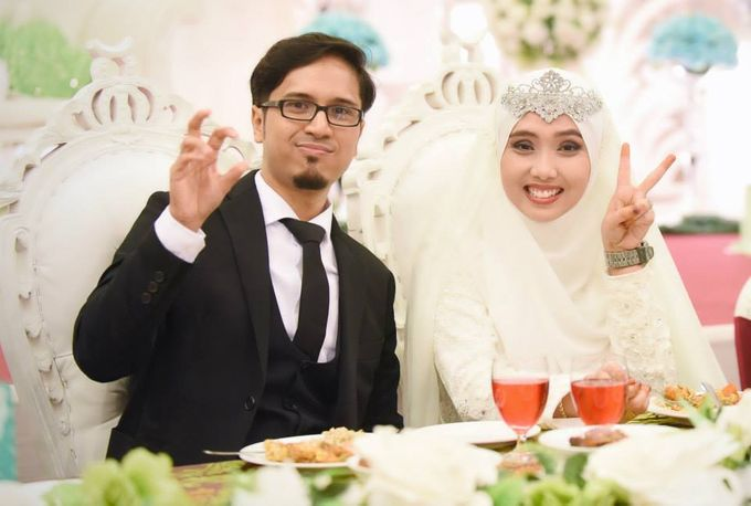 Wedding Wadud and Rathiqah by Opa Pakar Photography - 011