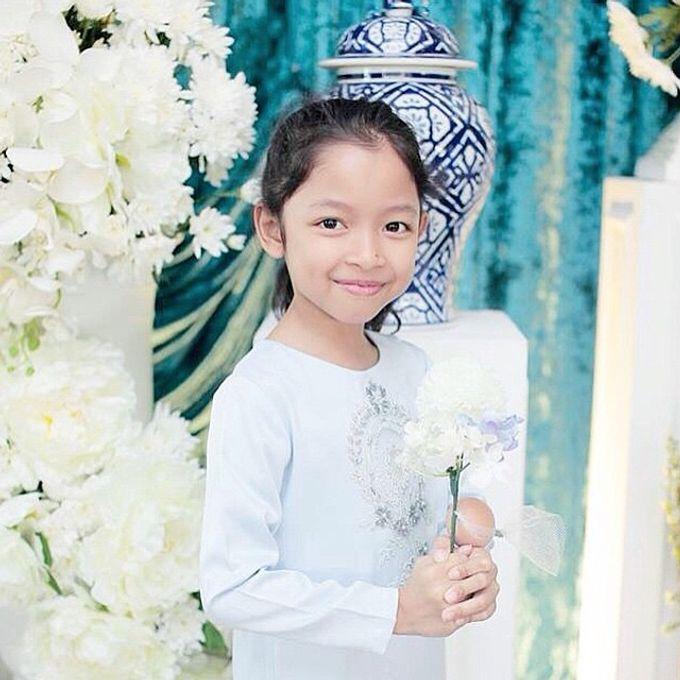NM Flower girls & Bridesmaids by Nisa Mazbar - 003