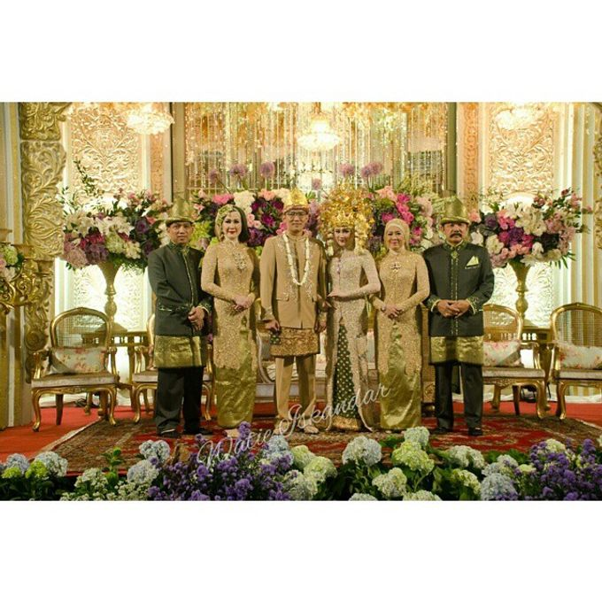 Tema Palembang by Watie Iskandar Wedding Decoration & Organizer - 012