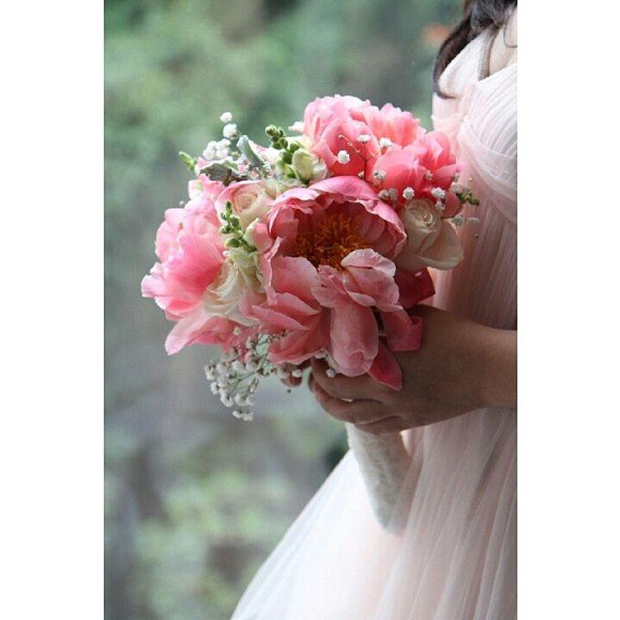 Lovely Peony by Eve Florist - 004