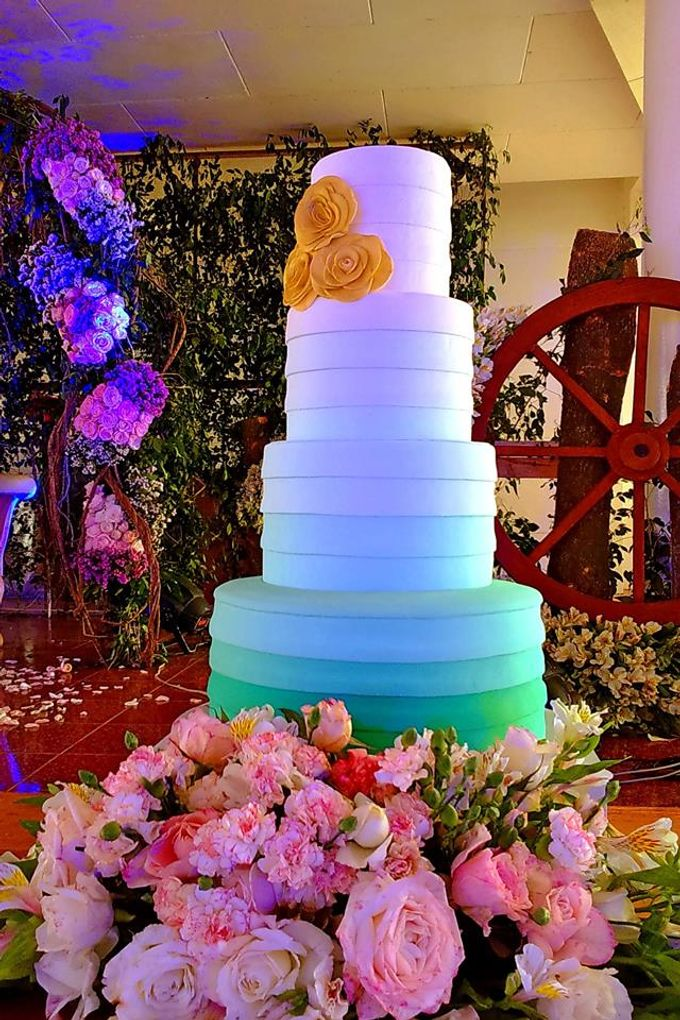 Wedding Cakes by I Love Cakes - 014