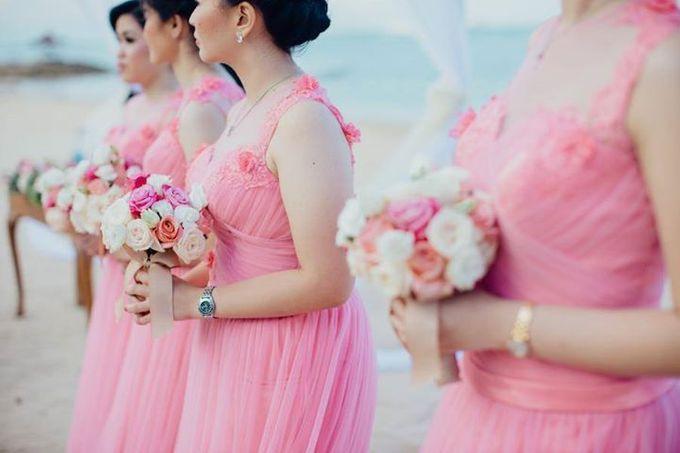 Elegant Flowery Wedding by Jonquilla Decor - 004