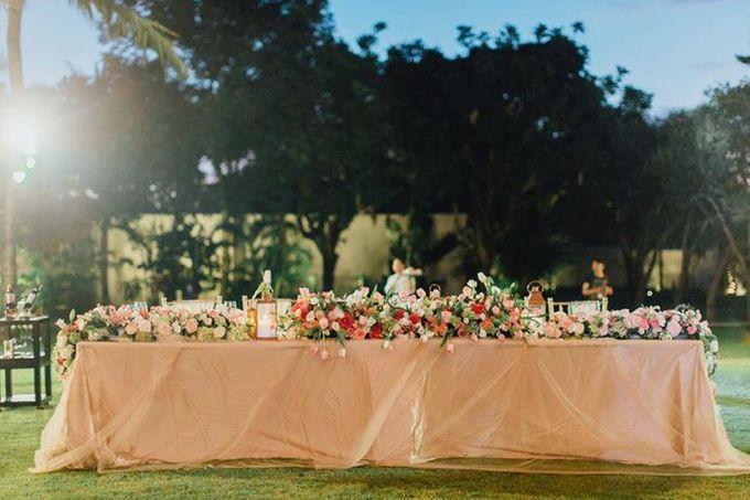 Elegant Flowery Wedding by Jonquilla Decor - 010