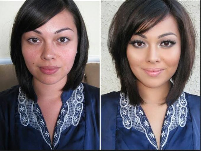 BEFORE AND AFTER by Dendy Oktariady Make Up Artist - 009