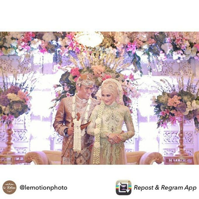 Tema Palembang by Watie Iskandar Wedding Decoration & Organizer - 016