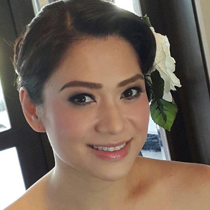 Bridal Make Up by Orlan lopez - 002