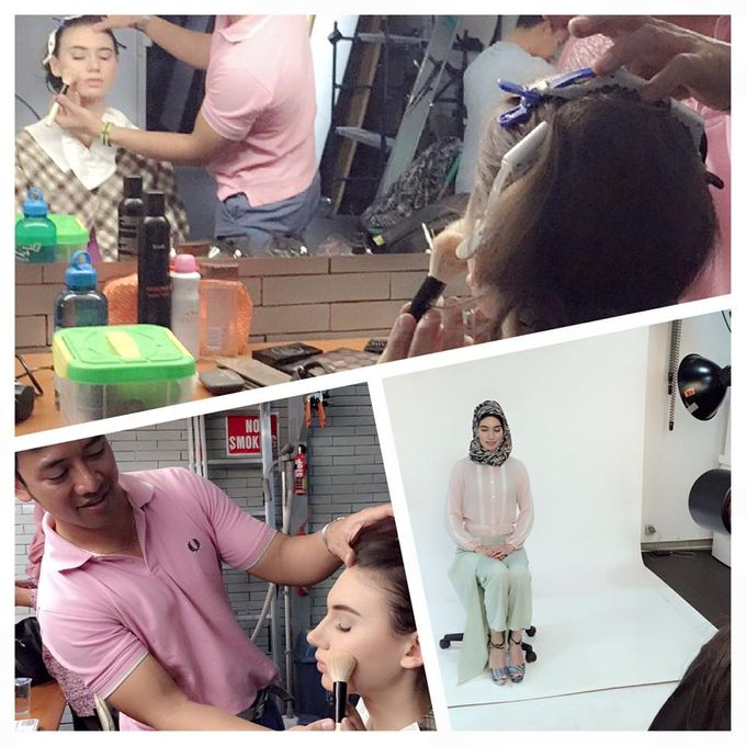 BEHIND THE SCENE 2 by Dendy Oktariady Make Up Artist - 037