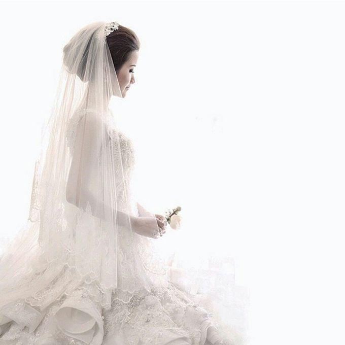 Bridal Makeup by Elly Liana Makeup Artist - 012