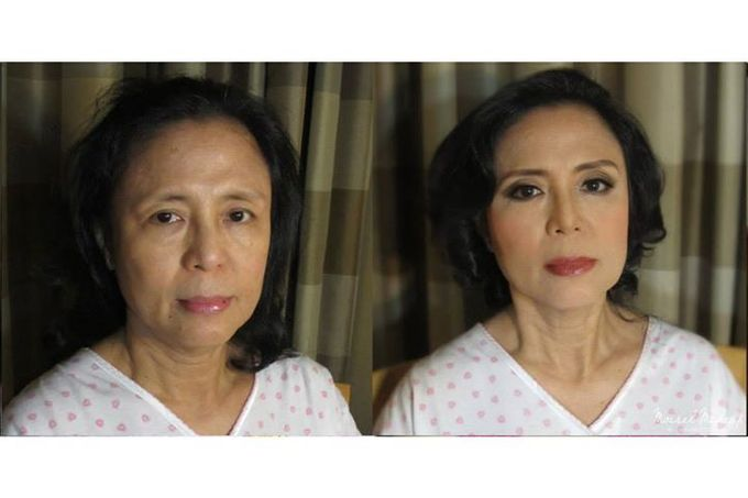 Before - After Makeup by Moisel Makeup - 022
