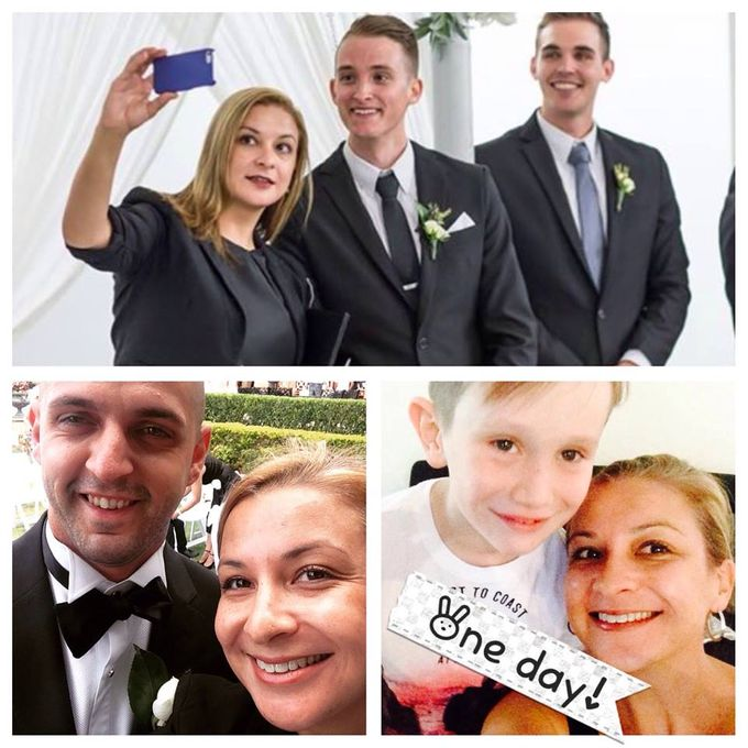 Groom Selfies by Michelle Anderson (Michell e brant) Celebrant - 003