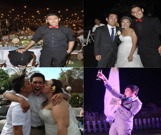 MC by Bali Wedding Entertainment - 001