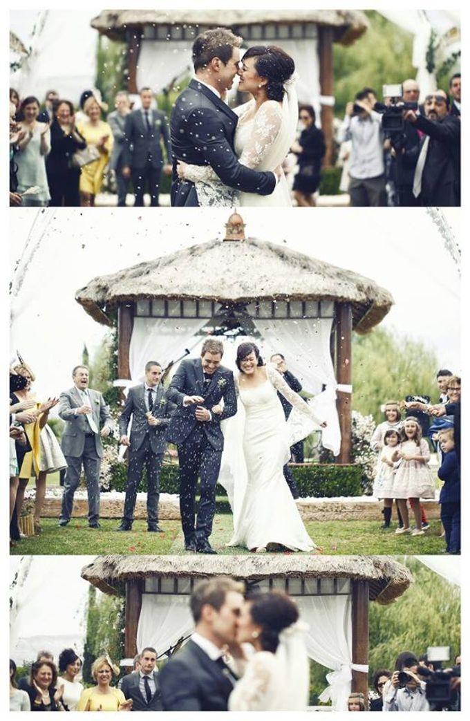 Una boda de cine rustica by Nada Convencional - 006