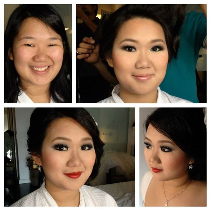 Before - After Makeup by Moisel Makeup - 020