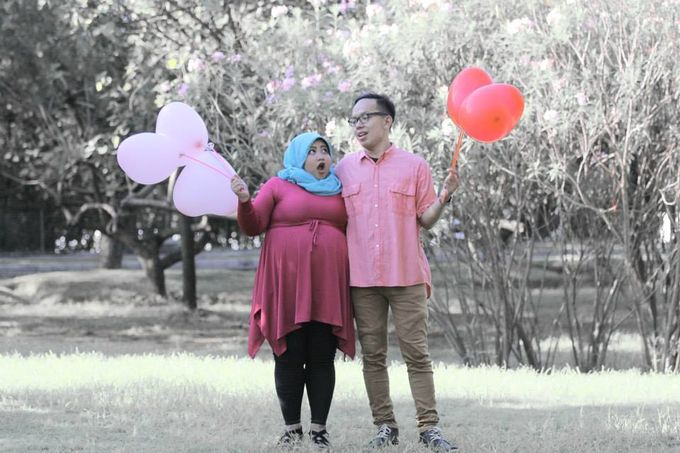 Prewedding C by Chandraswari photography - 005