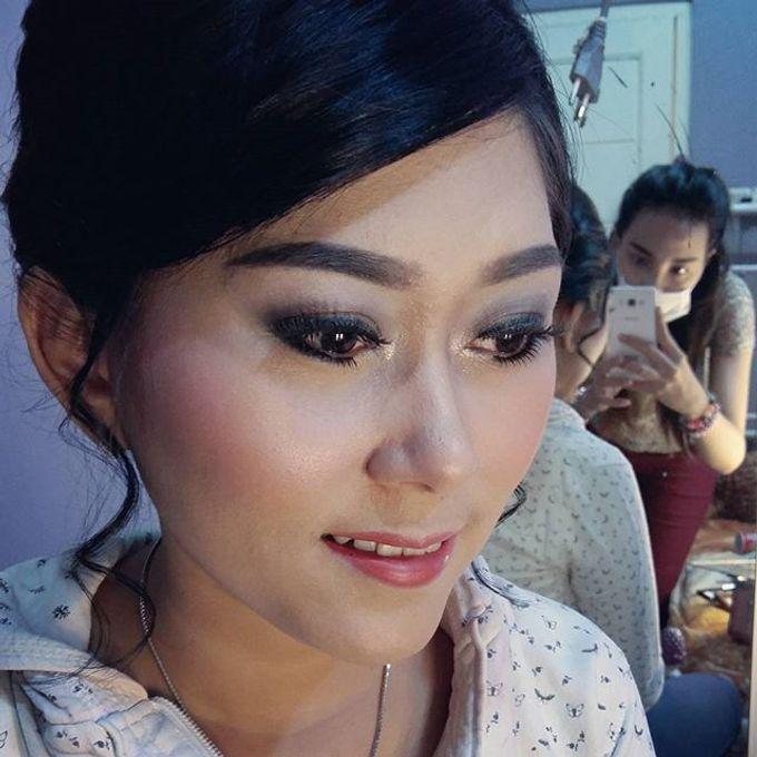 hair & makeup by zsabrinar Makeupartis - 008