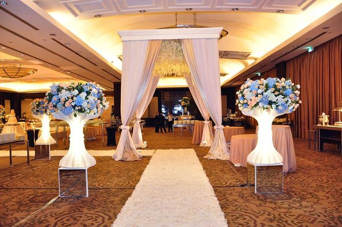 May 31st Wedding at InterContinental Jakarta MidPlaza by AYANA Midplaza JAKARTA - 003