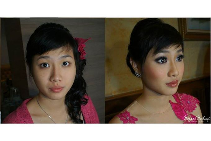Before - After Makeup by Moisel Makeup - 032