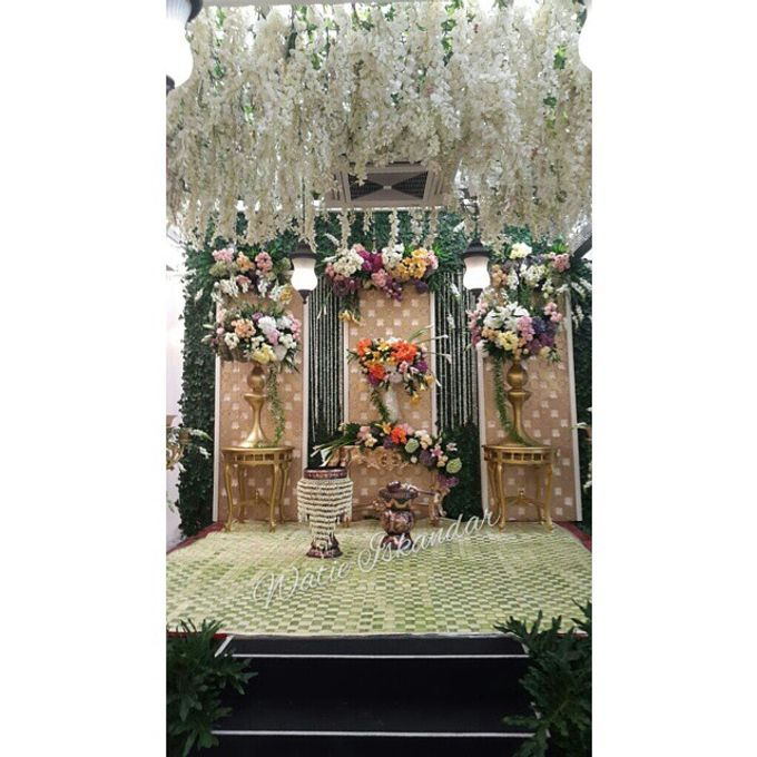 Tema Palembang by Watie Iskandar Wedding Decoration & Organizer - 018