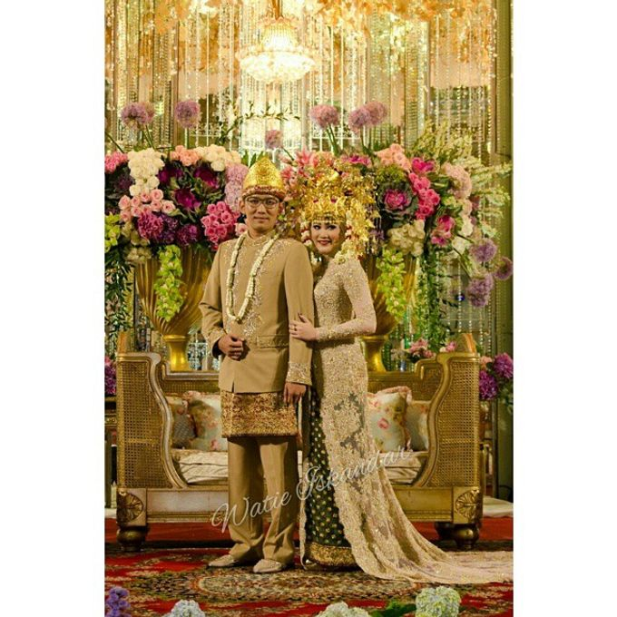Tema Palembang by Watie Iskandar Wedding Decoration & Organizer - 009