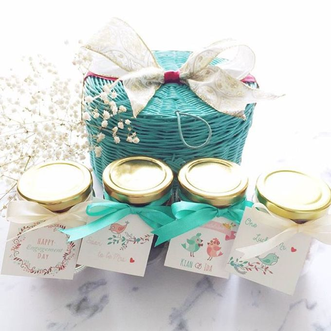 Wedding Gift by Dolce Kitchen - 001